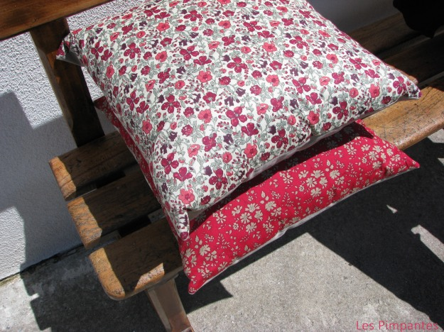 Coussin Liberty 2